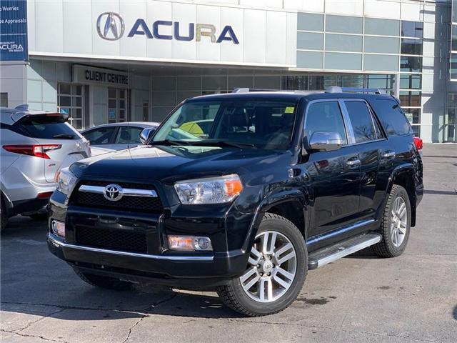 2013 Toyota 4Runner SR5 V6 (Stk: 4016A) in Burlington - Image 1 of 30