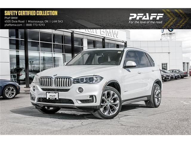 2018 BMW X5 xDrive35d (Stk: U5334) in Mississauga - Image 1 of 22