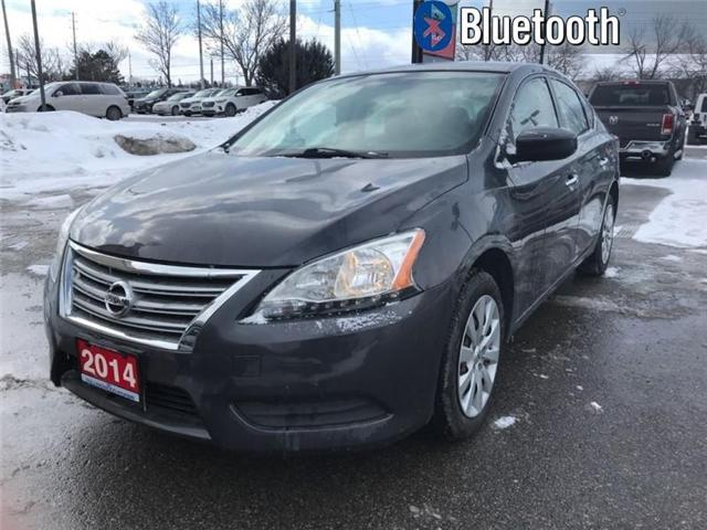 2014 Nissan Sentra 1.8 S (Stk: 23817S) in Newmarket - Image 1 of 19