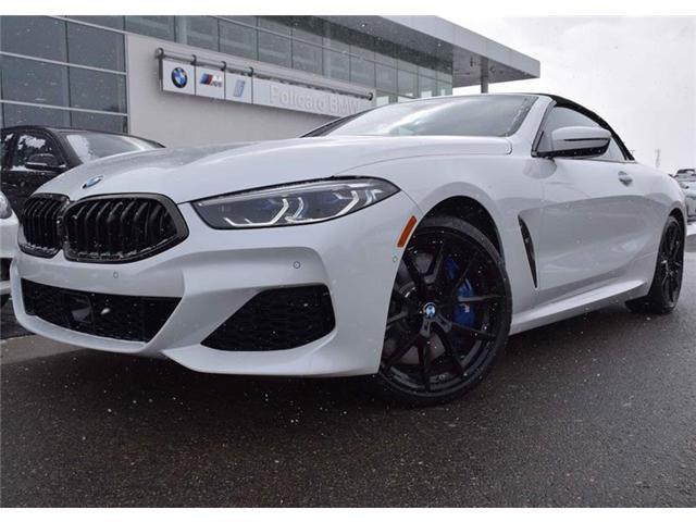 2019 BMW M850 i xDrive (Stk: 9J98914) in Brampton - Image 1 of 13