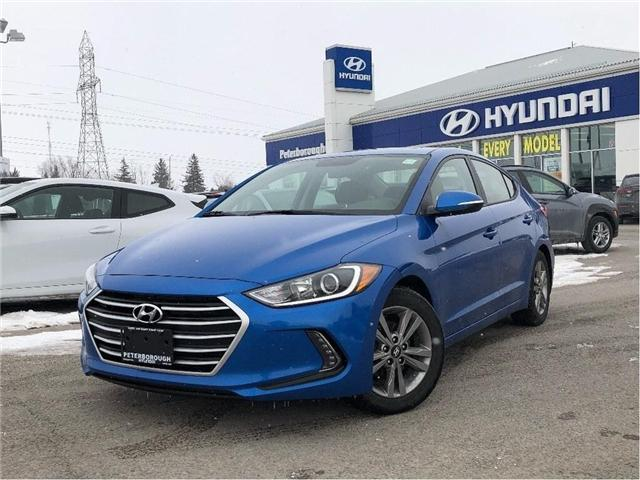 2018 Hyundai Elantra LE (Stk: H11893A) in Peterborough - Image 1 of 9
