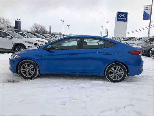 2018 Hyundai Elantra LE (Stk: H11893A) in Peterborough - Image 2 of 9