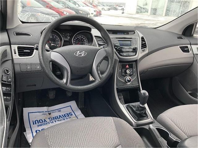 2016 Hyundai Elantra L (Stk: H11979A) in Peterborough - Image 12 of 18