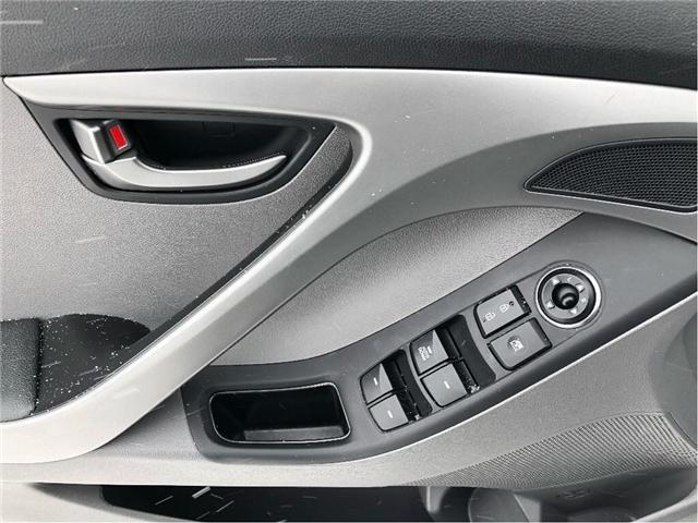 2016 Hyundai Elantra L (Stk: H11979A) in Peterborough - Image 16 of 18