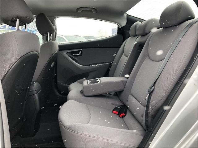 2016 Hyundai Elantra L (Stk: H11979A) in Peterborough - Image 17 of 18
