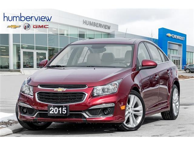 2015 Chevrolet Cruze LTZ (Stk: B161665) in Toronto - Image 1 of 19