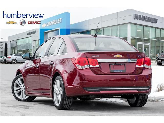 2015 Chevrolet Cruze LTZ (Stk: B161665) in Toronto - Image 5 of 19