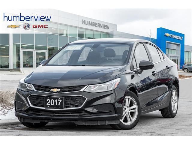 2017 Chevrolet Cruze LT Auto (Stk: C4386) in Toronto - Image 1 of 19