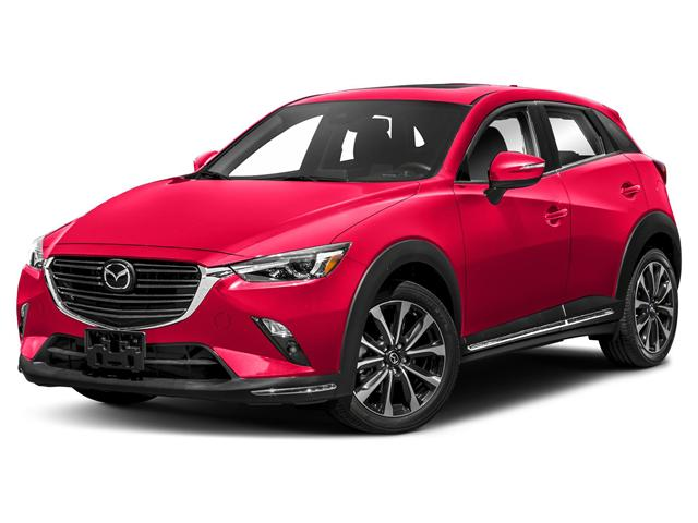 2019 Mazda CX-3 GT (Stk: 20393) in Gloucester - Image 1 of 9