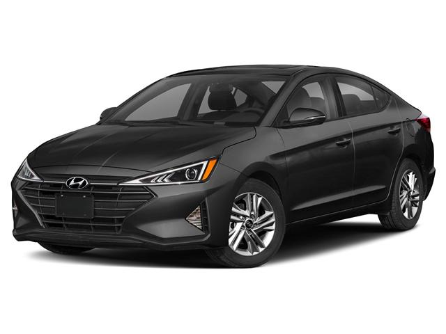 2019 Hyundai Elantra Preferred (Stk: EA19034) in Woodstock - Image 1 of 9