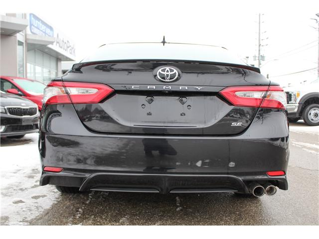 2018 Toyota Camry SE (Stk: 18-059071) in Mississauga - Image 5 of 26