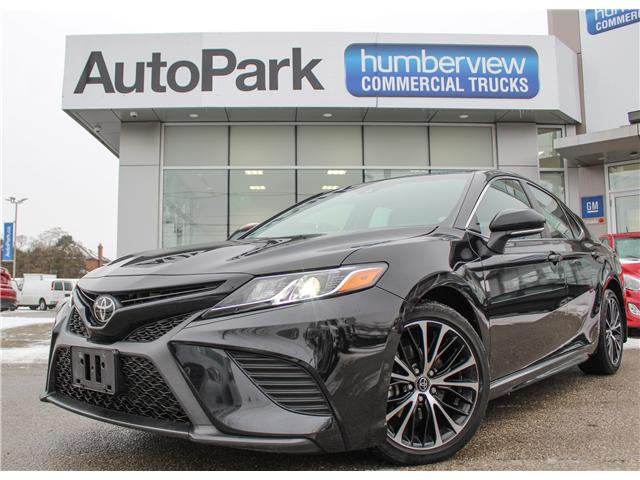 2018 Toyota Camry SE (Stk: 18-059071) in Mississauga - Image 1 of 26