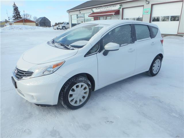 2016 Nissan Versa Note 1.6 SV (Stk: NC 3708) in Cameron - Image 1 of 9