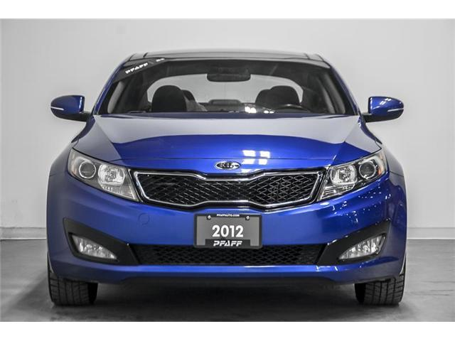 2012 Kia Optima EX Turbo (Stk: T16235AA) in Woodbridge - Image 2 of 22