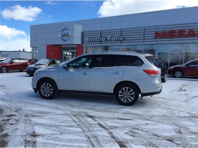 2015 Nissan Pathfinder SV (Stk: 19-115A) in Smiths Falls - Image 2 of 13