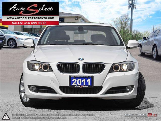 2011 BMW 328i xDrive (Stk: 1EXQWD7) in Scarborough - Image 2 of 28