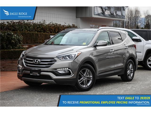 2018 Hyundai Santa Fe Sport 2.4 SE (Stk: 189277) in Coquitlam - Image 1 of 18