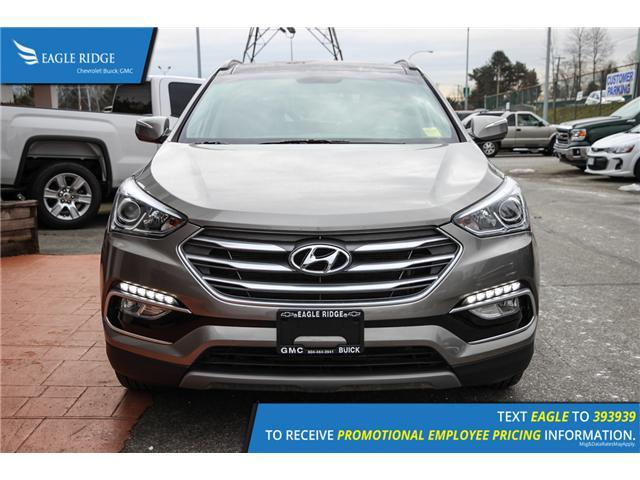 2018 Hyundai Santa Fe Sport 2.4 SE (Stk: 189277) in Coquitlam - Image 2 of 18