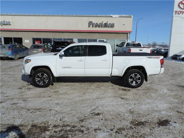 2017 Toyota Tacoma SR5 (Stk: 191631) in Brandon - Image 1 of 21