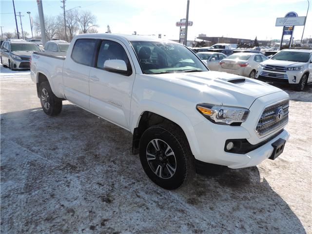 2017 Toyota Tacoma SR5 (Stk: 191631) in Brandon - Image 4 of 21
