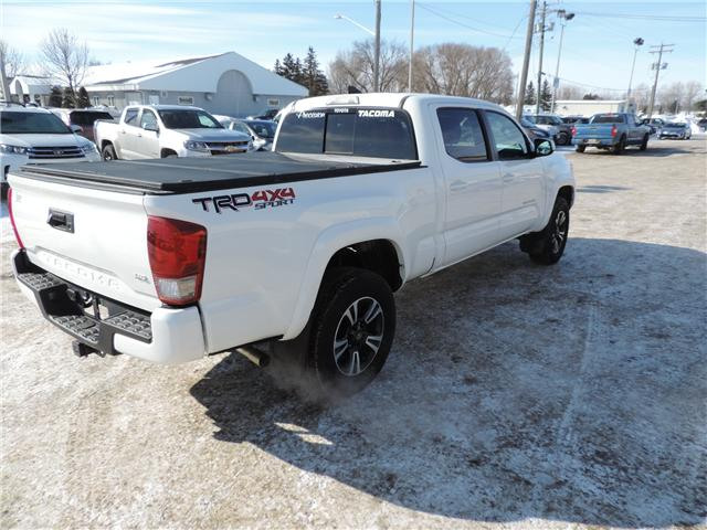 2017 Toyota Tacoma SR5 (Stk: 191631) in Brandon - Image 6 of 21