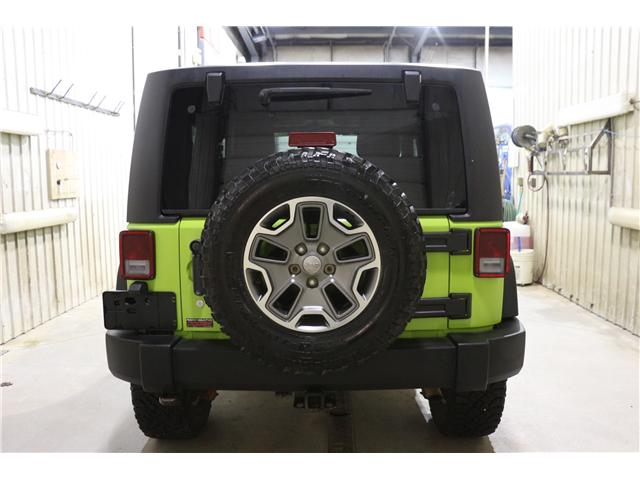 2013 Jeep Wrangler Rubicon (Stk: JT153L) in Rocky Mountain House - Image 8 of 22