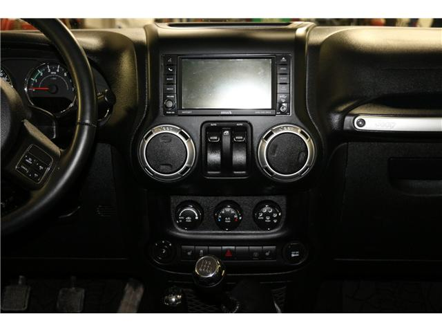 2013 Jeep Wrangler Rubicon (Stk: JT153L) in Rocky Mountain House - Image 14 of 22