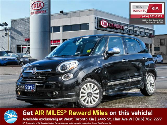 2015 Fiat 500L Lounge (Stk: P448) in Toronto - Image 1 of 19