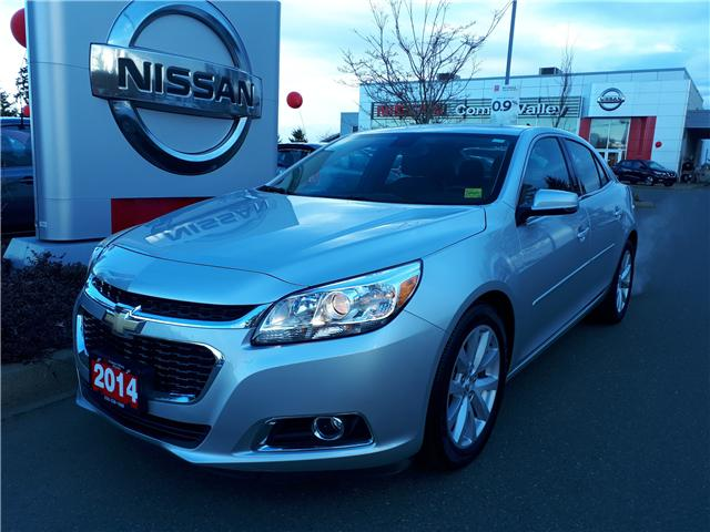 2014 Chevrolet Malibu 2LT (Stk: 8F0715B) in Courtenay - Image 1 of 9