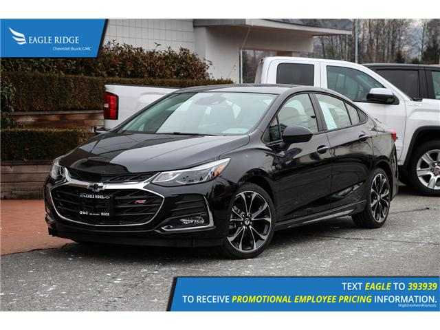 2019 Chevrolet Cruze Premier (Stk: 91513A) in Coquitlam - Image 1 of 18