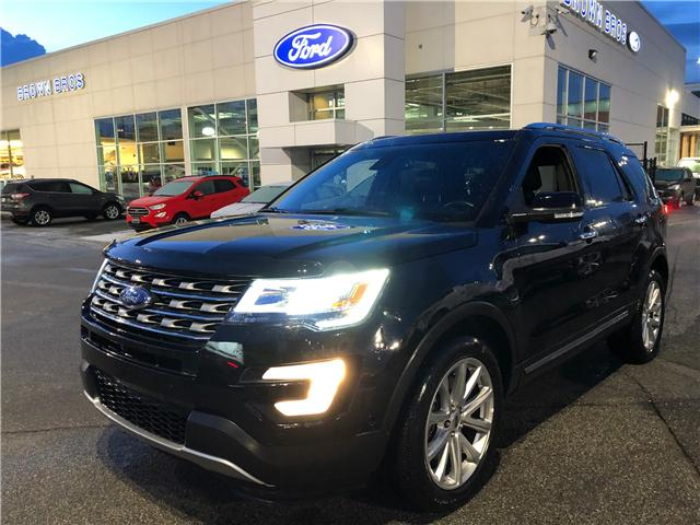 2016 Ford Explorer Limited (Stk: OP1963) in Vancouver - Image 1 of 25