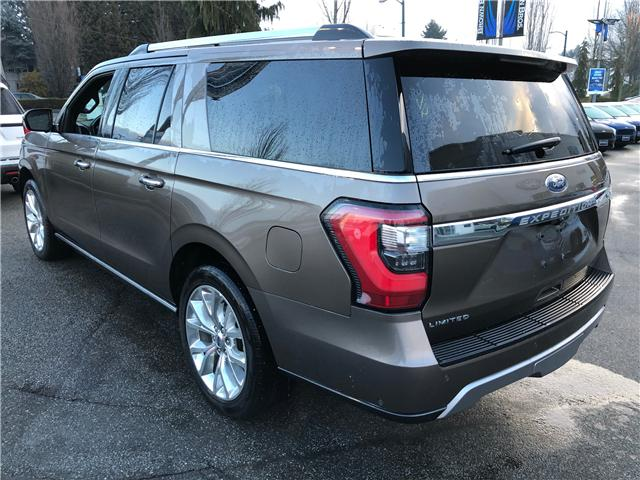 2018 Ford Expedition Max Limited (Stk: RP1962) in Vancouver - Image 4 of 26