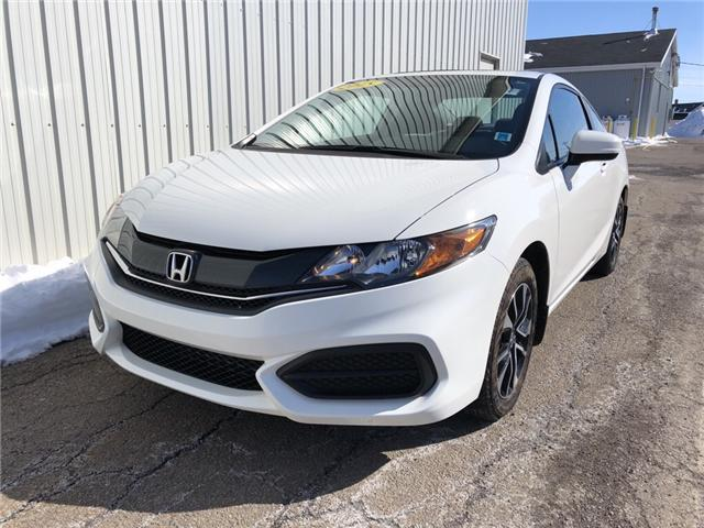2015 Honda Civic EX (Stk: U3367) in Charlottetown - Image 1 of 20