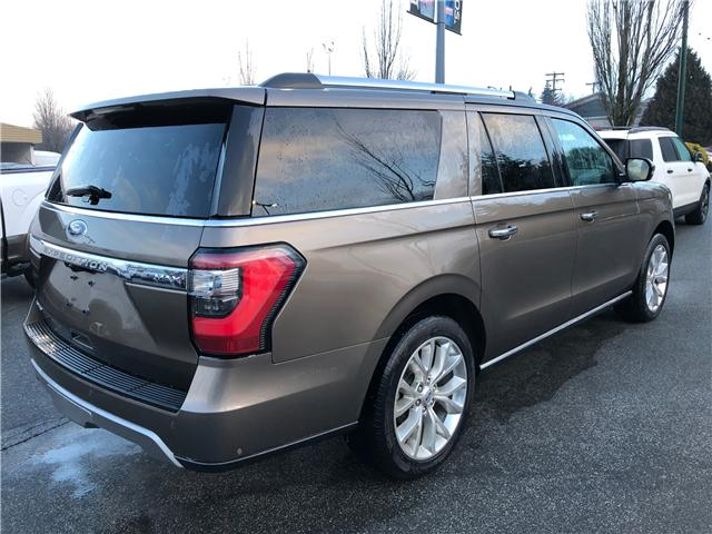2018 Ford Expedition Max Limited (Stk: RP1962) in Vancouver - Image 5 of 26