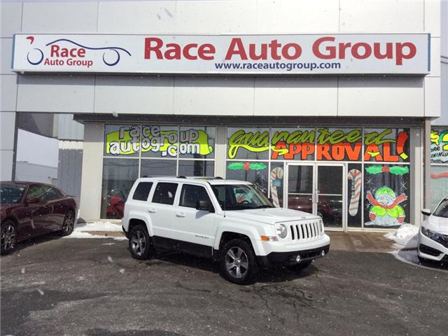 2016 Jeep Patriot Sport/North (Stk: 16464A) in Dartmouth - Image 1 of 20