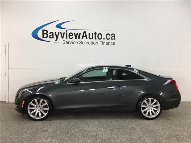 2015 Cadillac ATS 2.0L Turbo (Stk: 34356J) in Belleville - Image 1 of 29