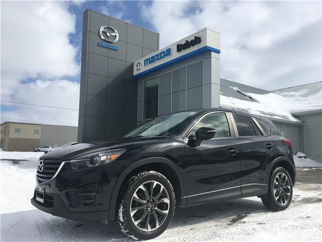 2016 Mazda CX-5 GT (Stk: UT293) in Woodstock - Image 1 of 24