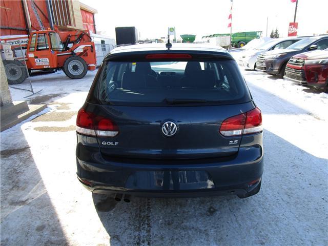 2013 Volkswagen Golf Wolfsburg Edition 2.5L (Stk: 6926) in Moose Jaw - Image 4 of 23