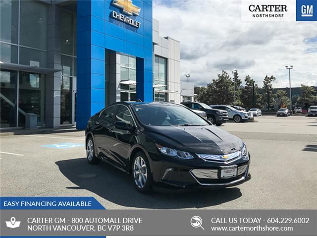 2018 Chevrolet Volt Premier (Stk: 8V86060) in North Vancouver - Image 1 of 7