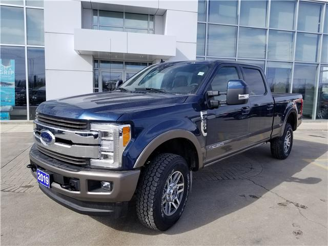 2019 Ford F-250 King Ranch (Stk: 1991) in Perth - Image 1 of 14