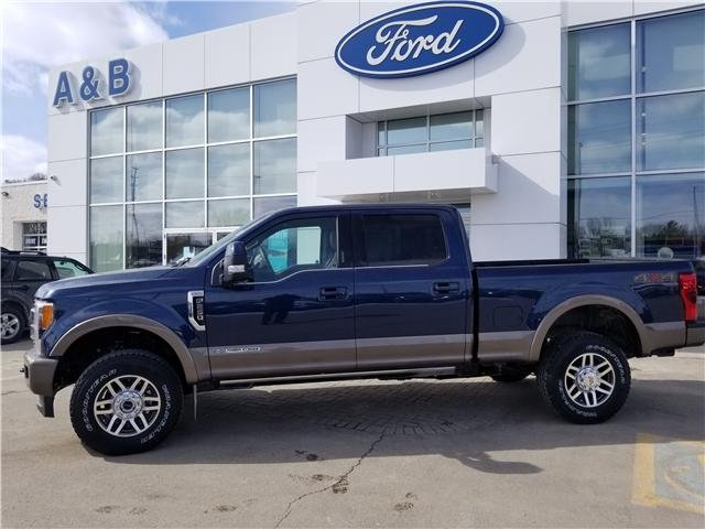 2019 Ford F-250 King Ranch (Stk: 1991) in Perth - Image 2 of 14