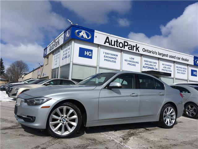 2014 BMW 320i  (Stk: 14-32273) in Brampton - Image 1 of 26