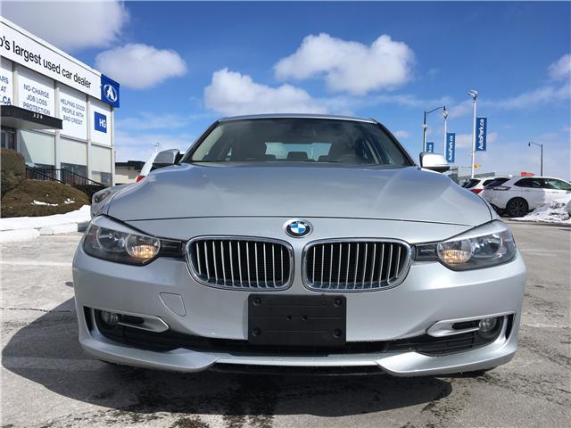 2014 BMW 320i  (Stk: 14-32273) in Brampton - Image 2 of 26