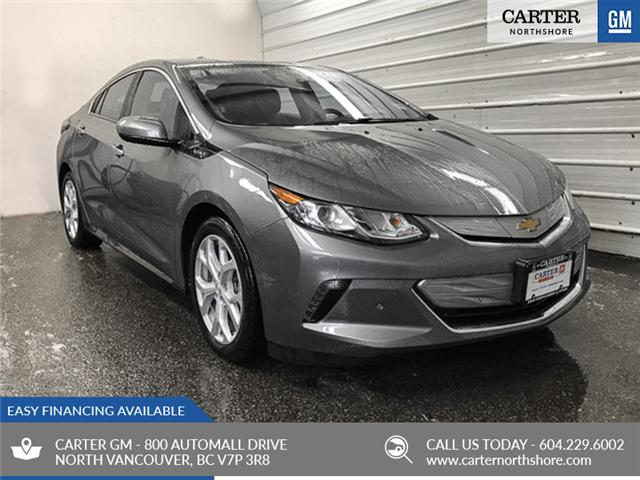 2018 Chevrolet Volt Premier (Stk: 8V8023T) in North Vancouver - Image 1 of 13