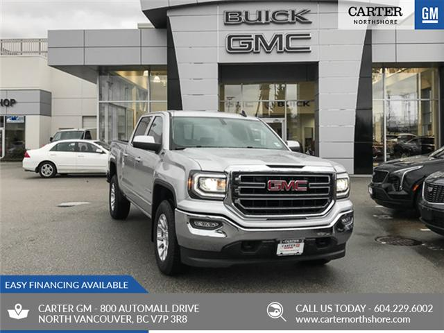 2018 GMC Sierra 1500 SLE (Stk: 8R70570) in North Vancouver - Image 1 of 13