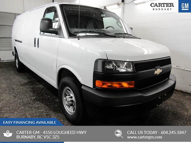 2018 Chevrolet Express 2500 Work Van (Stk: N8-38410) in Burnaby - Image 1 of 13