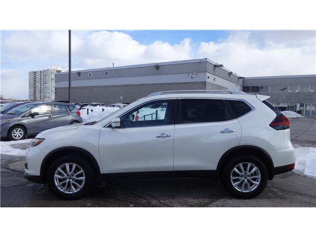 2018 Nissan Rogue SV (Stk: U12437R) in Scarborough - Image 2 of 21