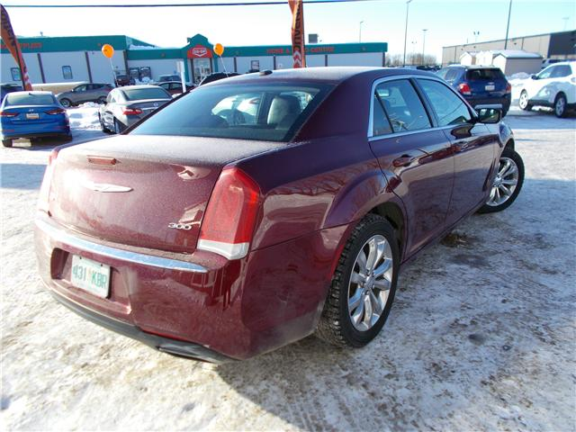 2016 Chrysler 300 Touring (Stk: B1933) in Prince Albert - Image 5 of 21