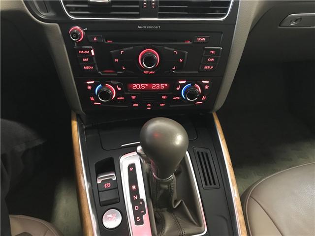 2011 Audi Q5 2.0T Premium Plus (Stk: 1069) in Halifax - Image 16 of 20