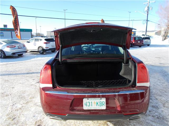 2016 Chrysler 300 Touring (Stk: B1933) in Prince Albert - Image 19 of 21